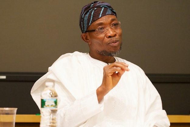 WHAT HAS CHANGED? Aregbesola pays workers full salary a month to election